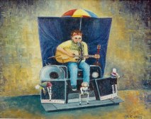 One-Man-Show---Oils